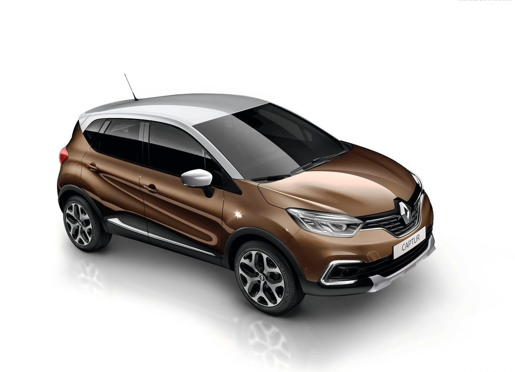 2019 renault captur redesign and changes new suv price new suv price. Black Bedroom Furniture Sets. Home Design Ideas