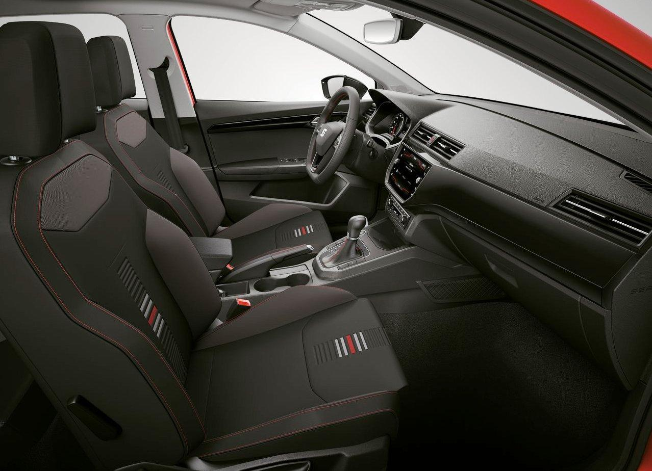2019 Seat Ibiza Interior Features and Updates