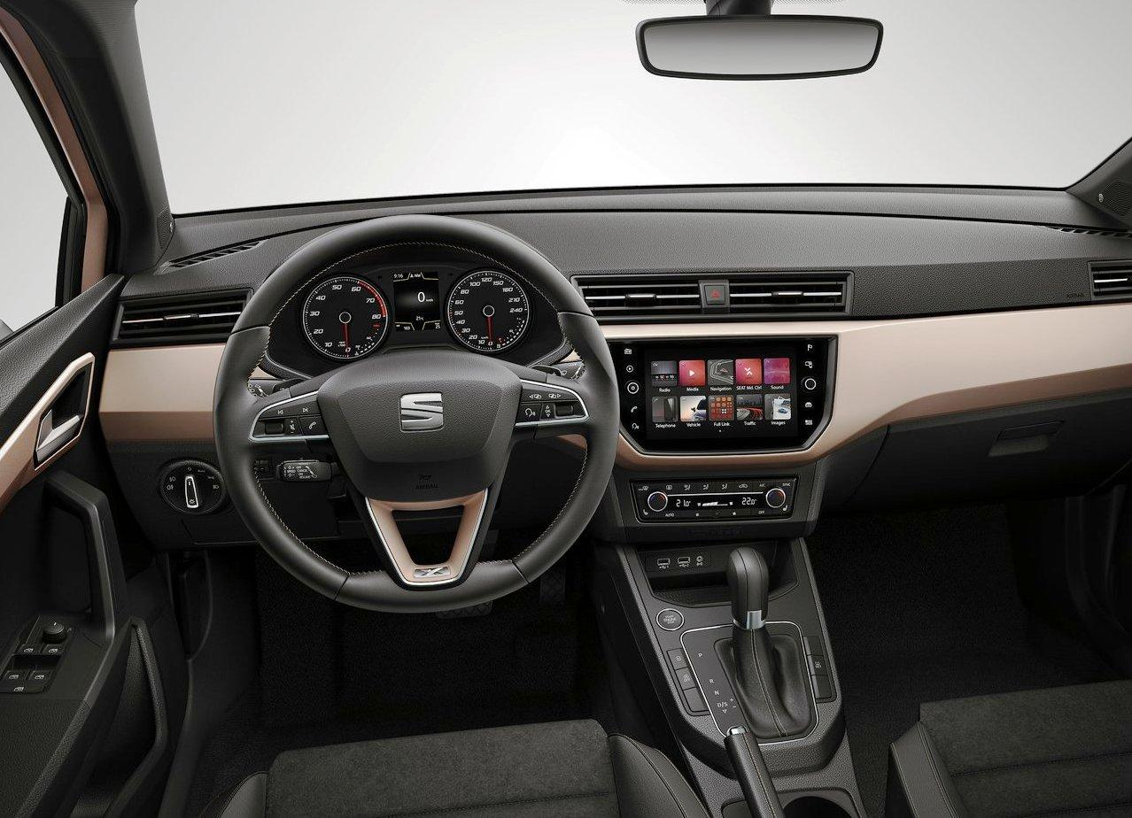 2019 Seat Ibiza Interior Photos