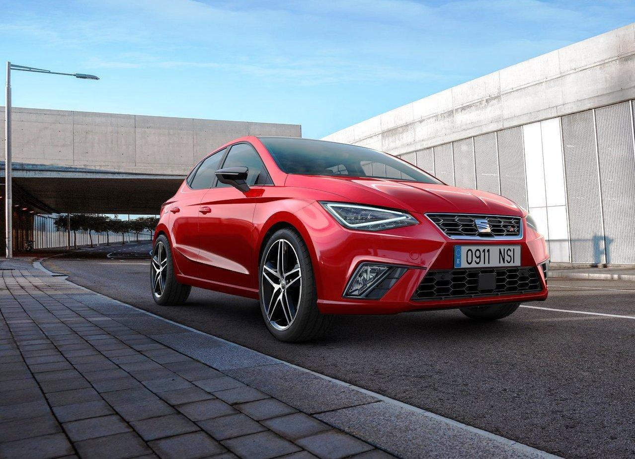 2019 Seat Ibiza Redesign and Changes
