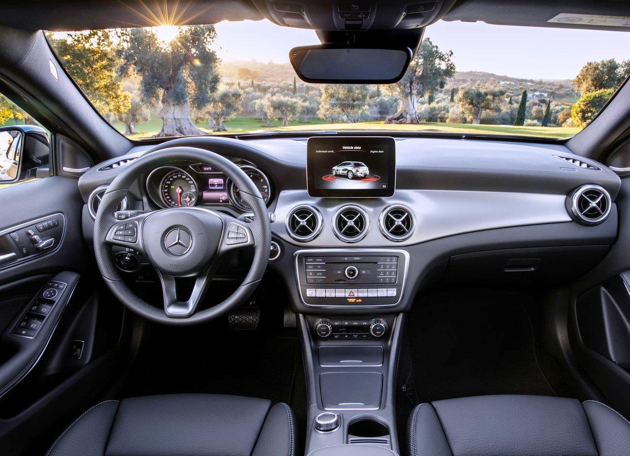 Mercedes GLA 2018 Gas Mileage