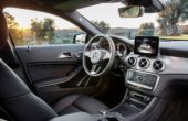 Mercedes GLA 2018 Interior Features and Images