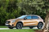 Mercedes GLA 2018 Redesign and Facelift