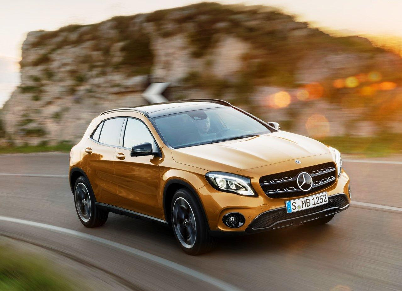 Mercedes GLA 2018 Release Date and Price