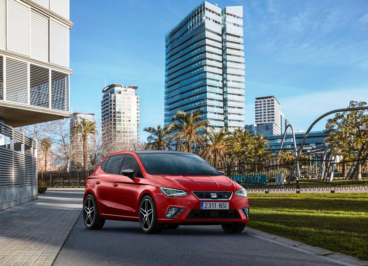 Seat Ibiza Cupra 2018 Availability in United States