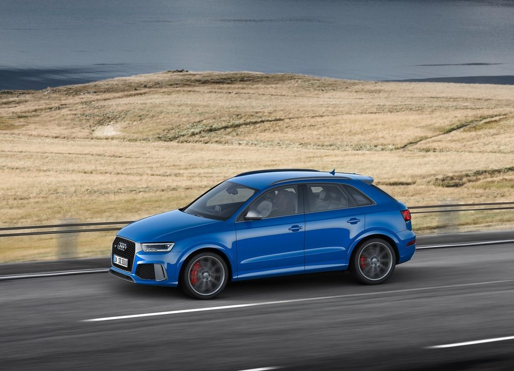 2018 Audi Q3 Colors Options