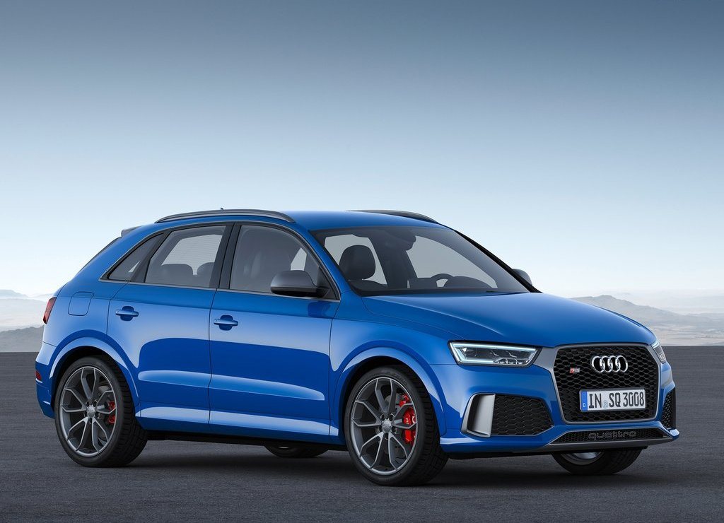 2018 Audi Q3 Mpg and Engine Performance
