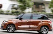 2019 Fiat 500L Prices and Availability
