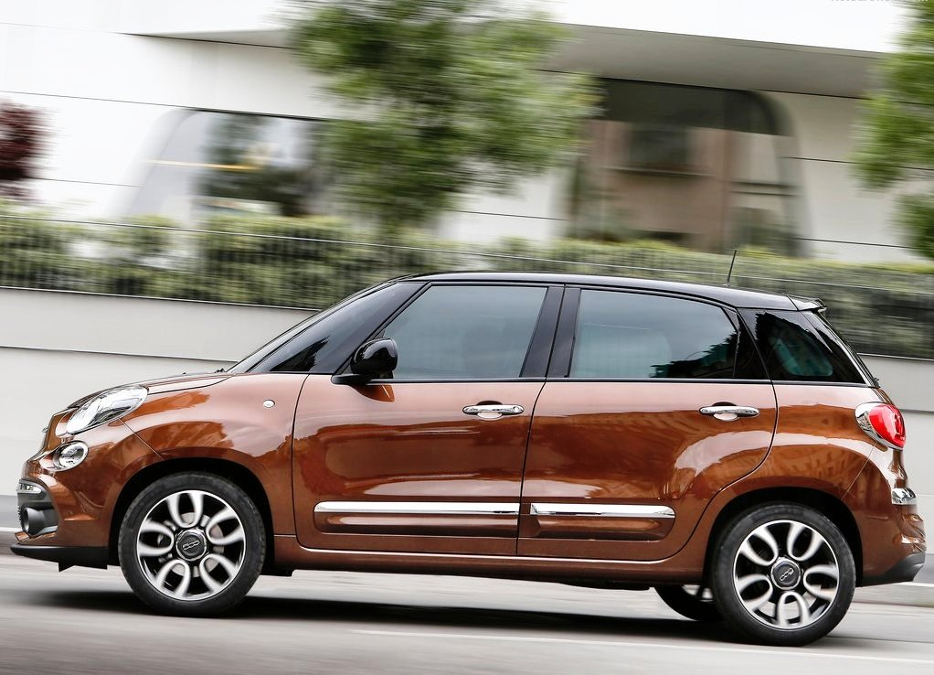 2019 fiat 500l prices and availability new suv price. Black Bedroom Furniture Sets. Home Design Ideas