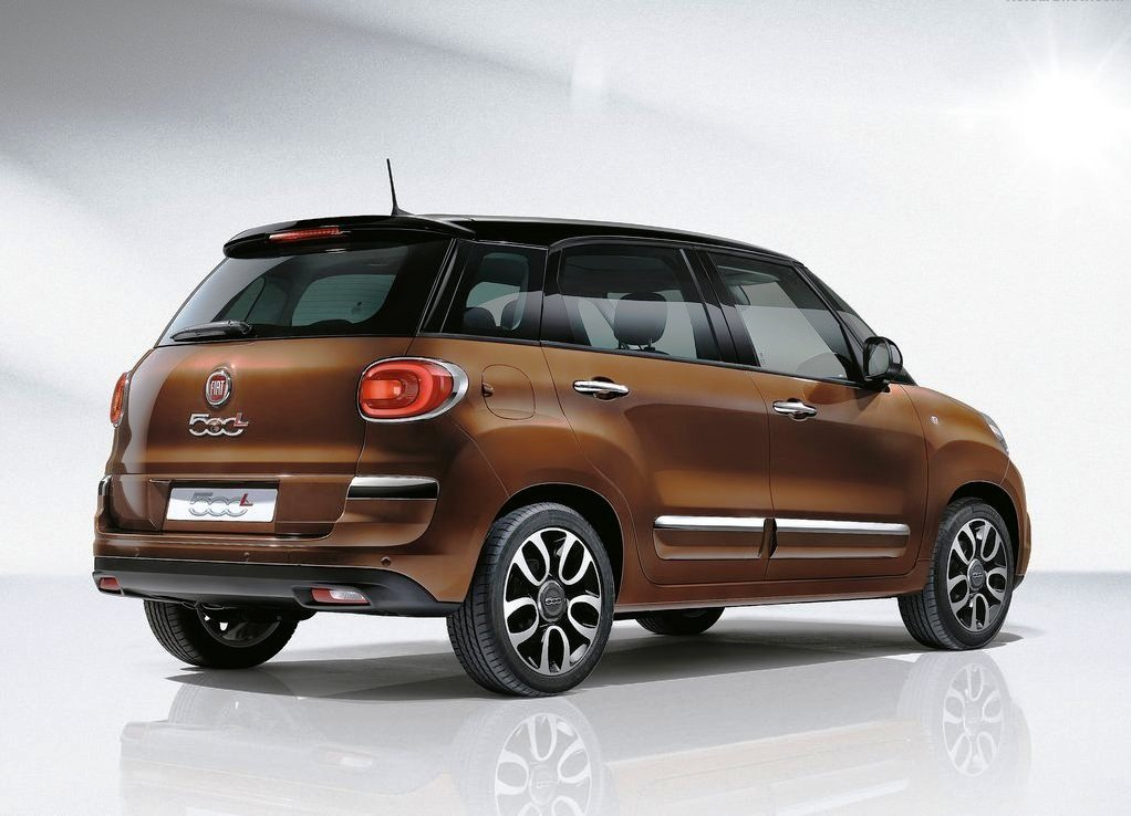 2019 Fiat 500L Redesign and Changes