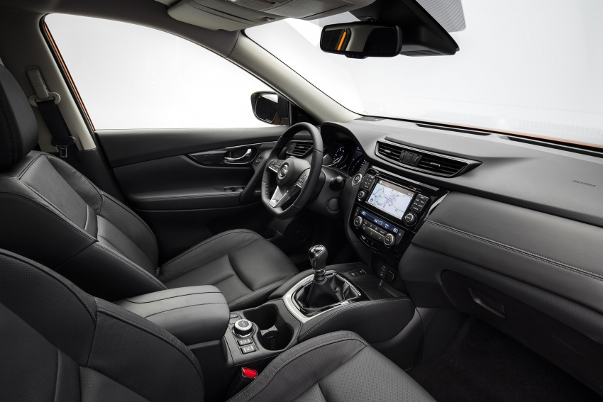 2019 Nissan X-Trail Interior Dimensions Capacity