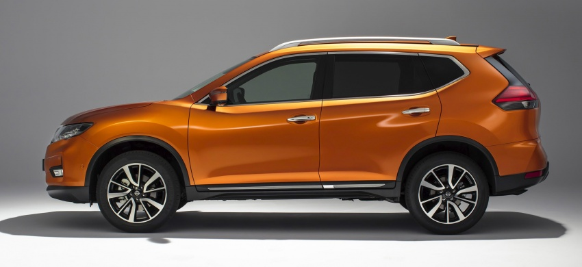 2019 Nissan X-Trail Release Date and Prices