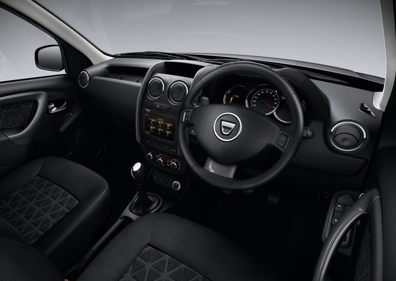 Dacia Duster 2018 Interior Pictures
