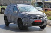 Dacia Duster 2018 New Dimensions and Changes