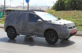 Dacia Duster 2018 Redesign and Changes