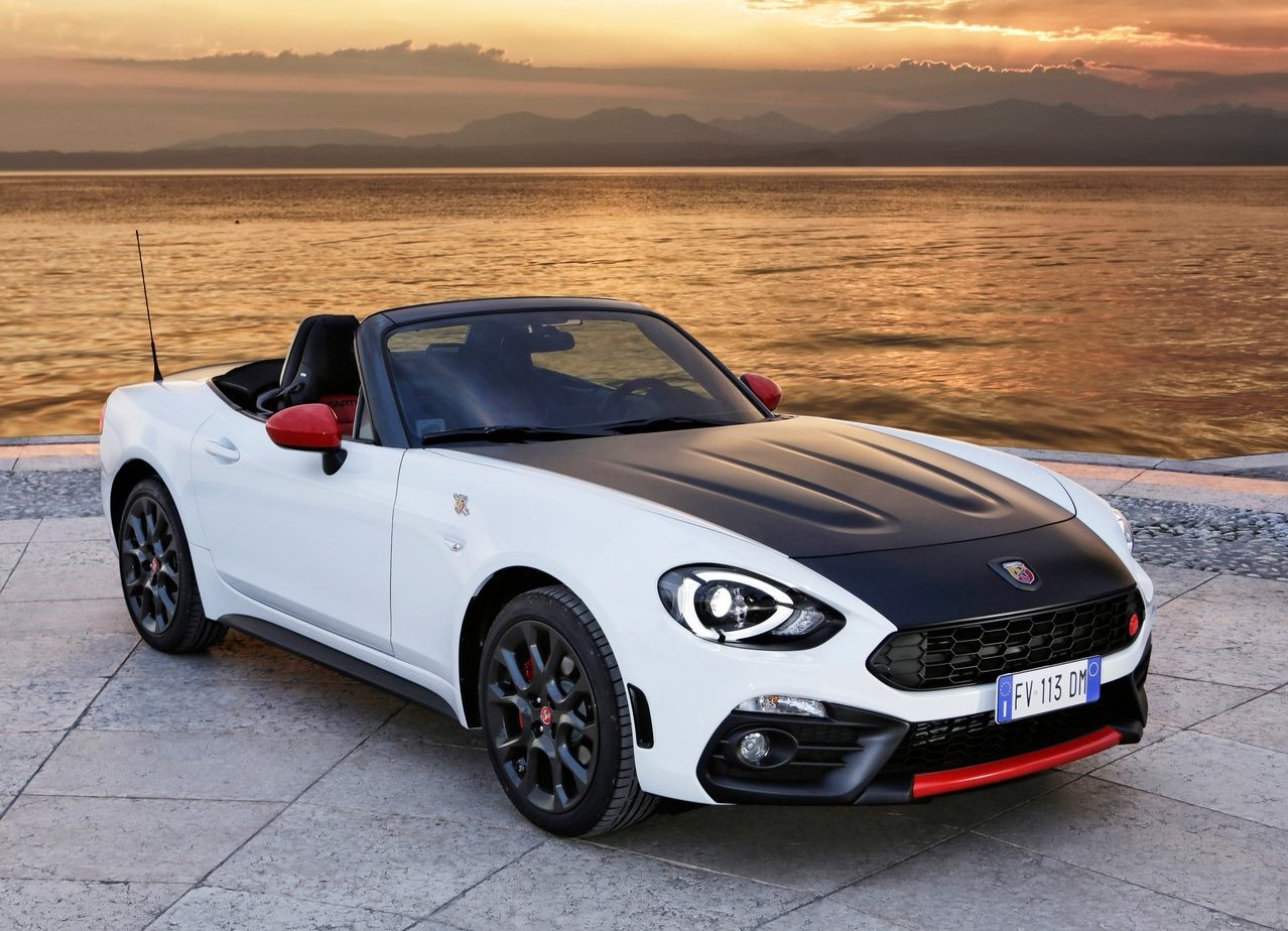 2018 Abarth 124 Spider Price