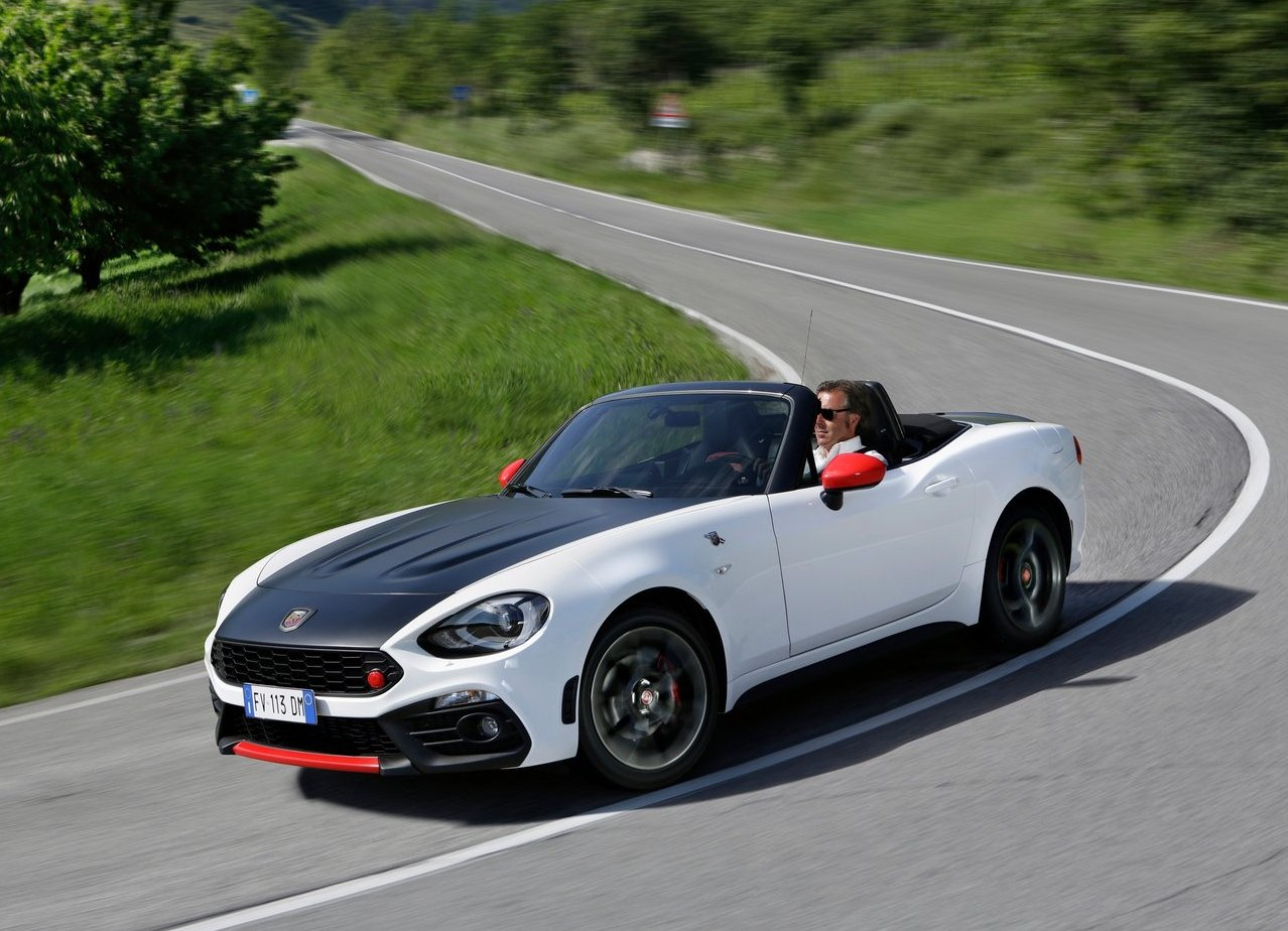 2018 Abarth 124 Spider Review