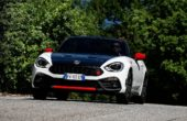 2018 Fiat Abarth 124 Spider Price