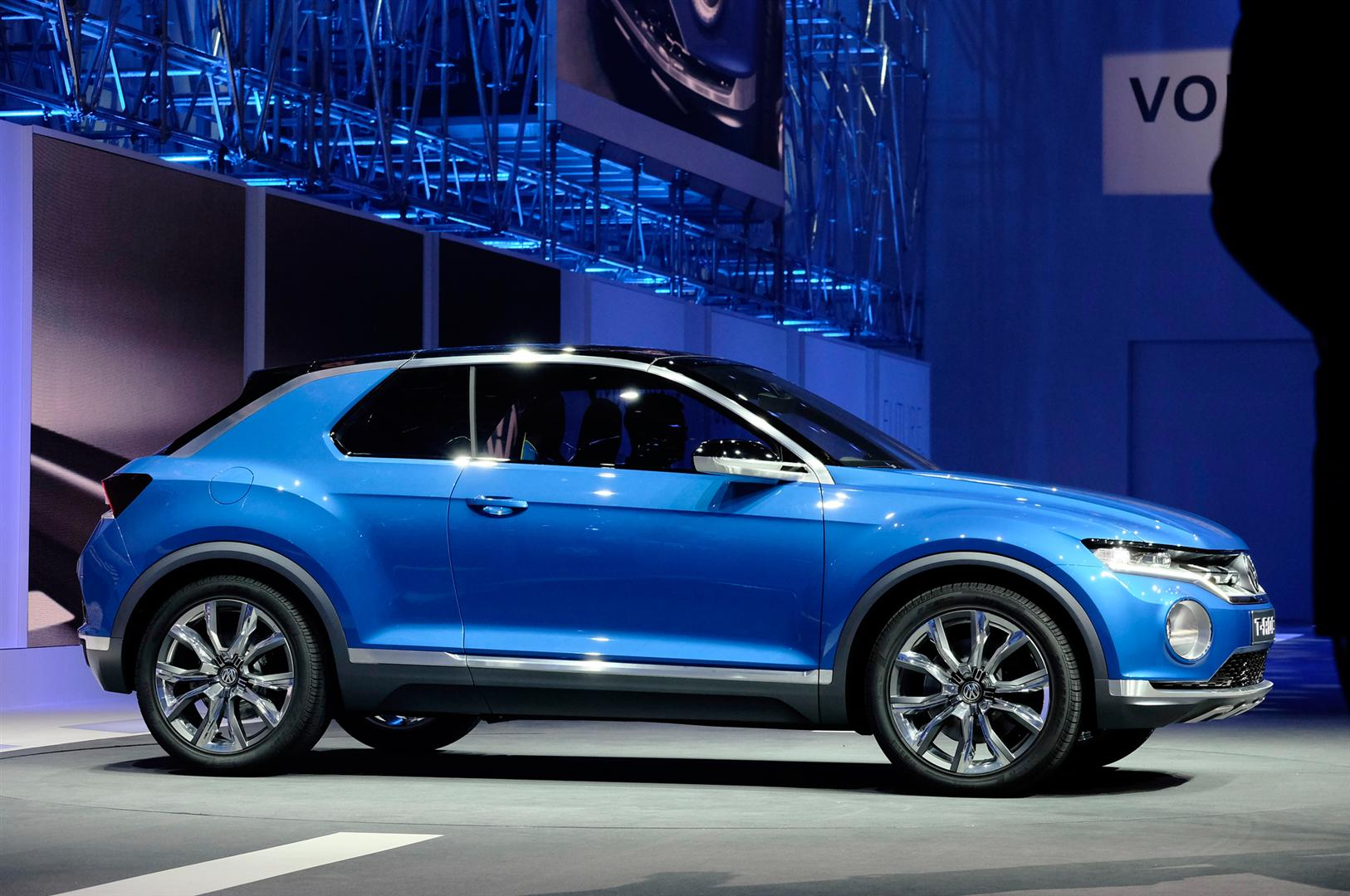 2018 Volkswagen T-Roc Price and Lease Deal