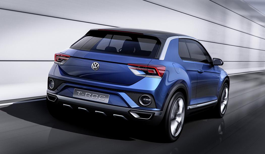 2018 Volkswagen T-Roc Release Date and Prices