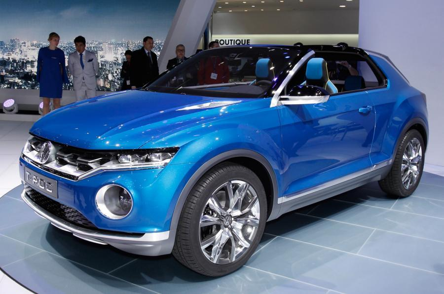 2018 Volkswagen T-Roc Specifications