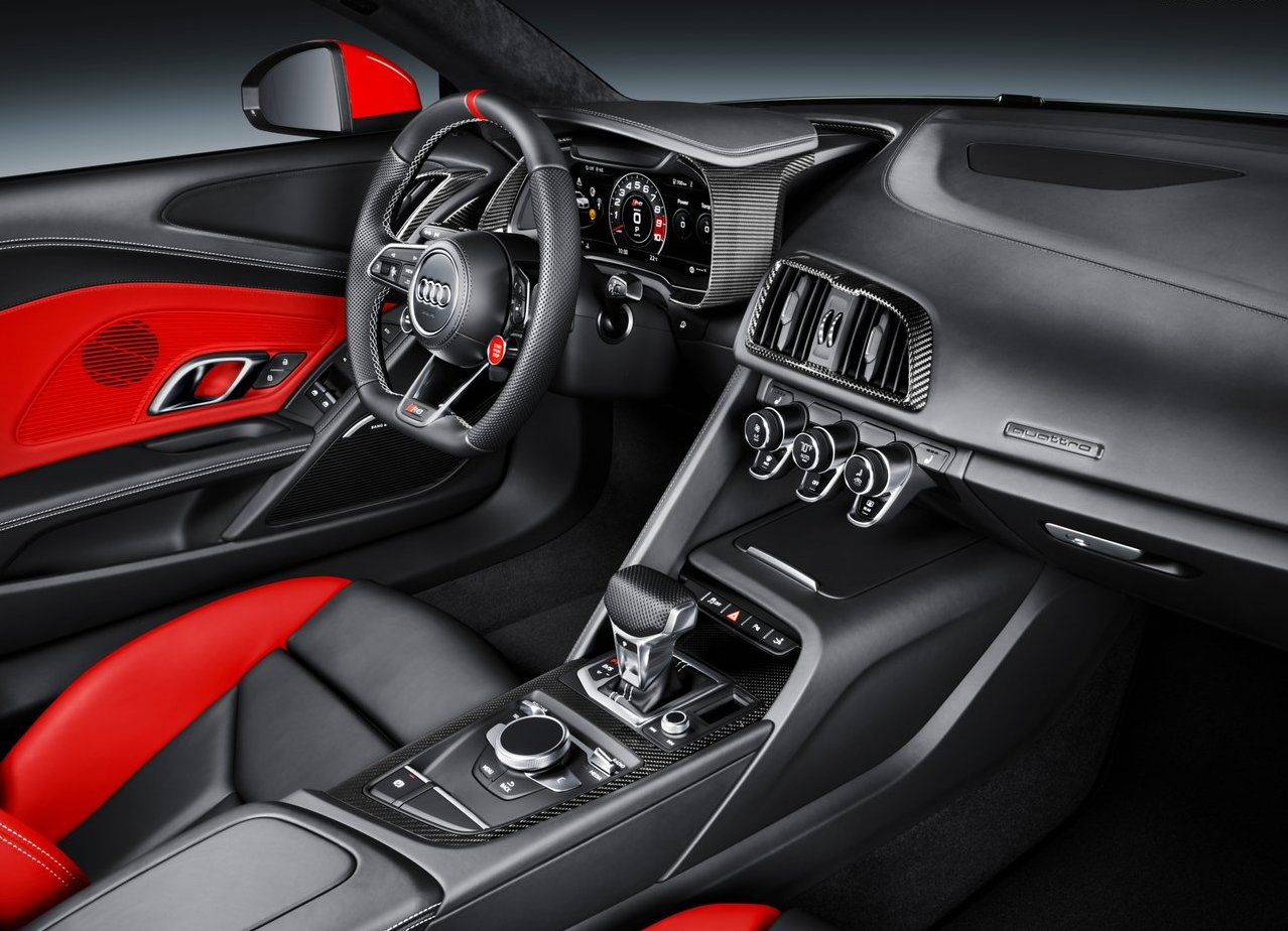 2019 Audi R8 Interior - New SUV Price - New SUV Price