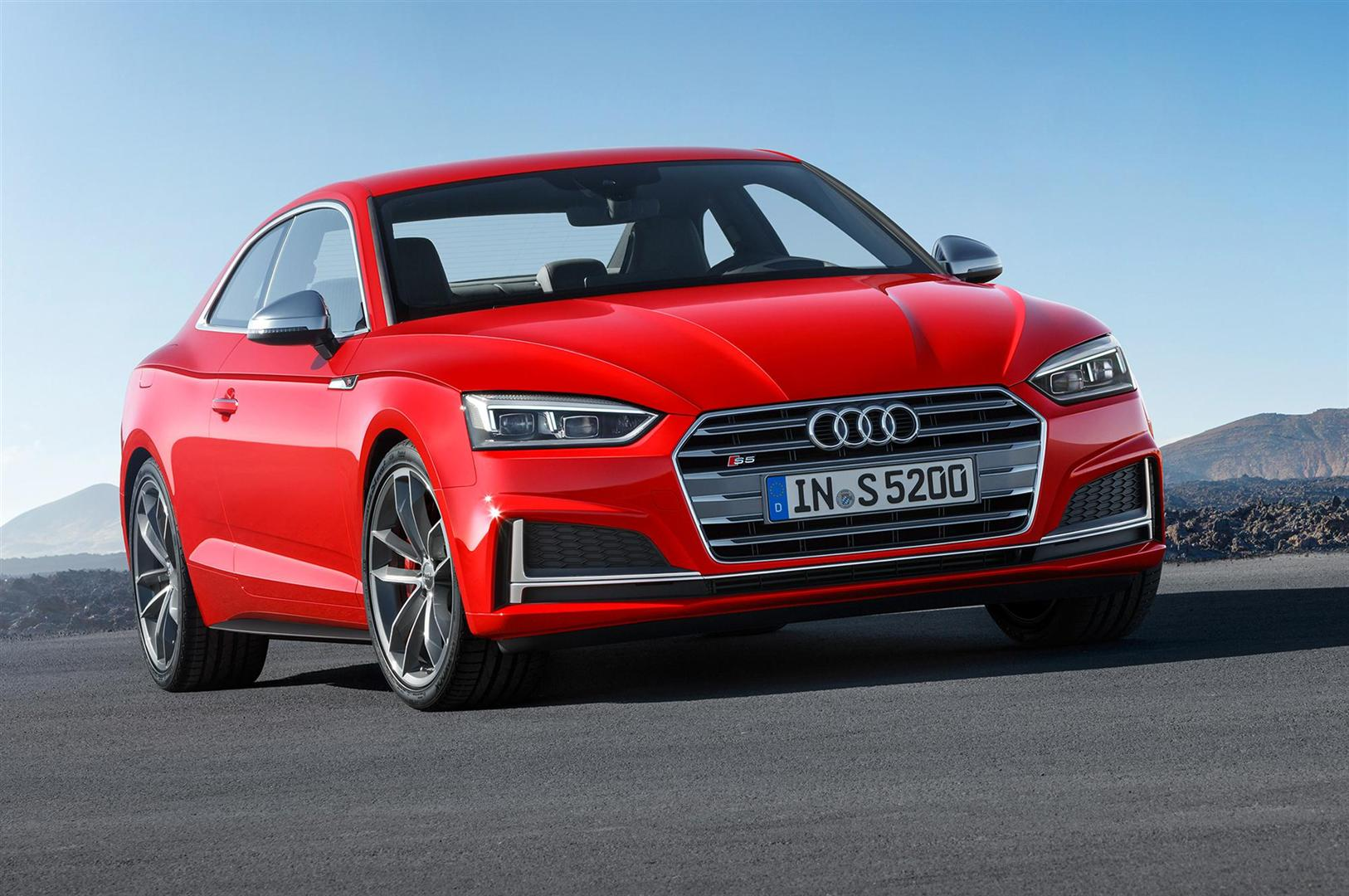 2019 Audi RS 5 sportback Gas Mileage