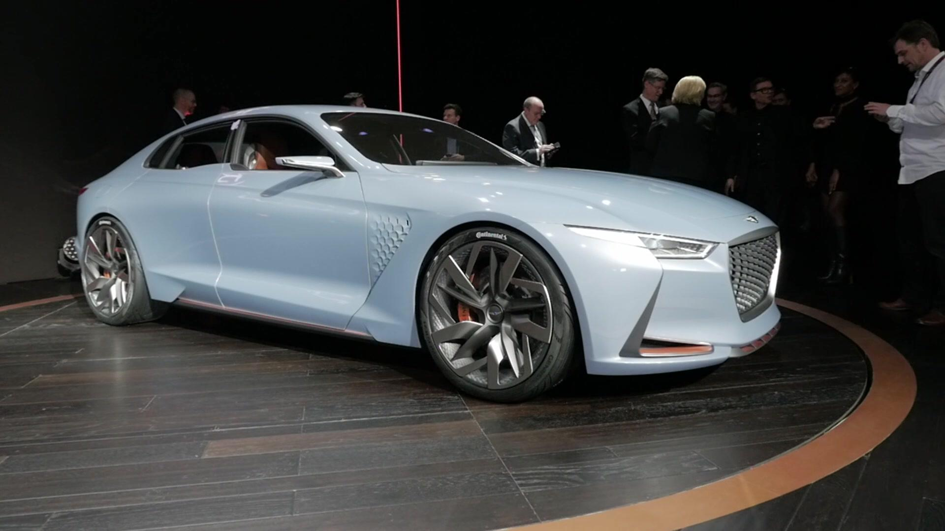 2019 Genesis G70 Price and Release Date