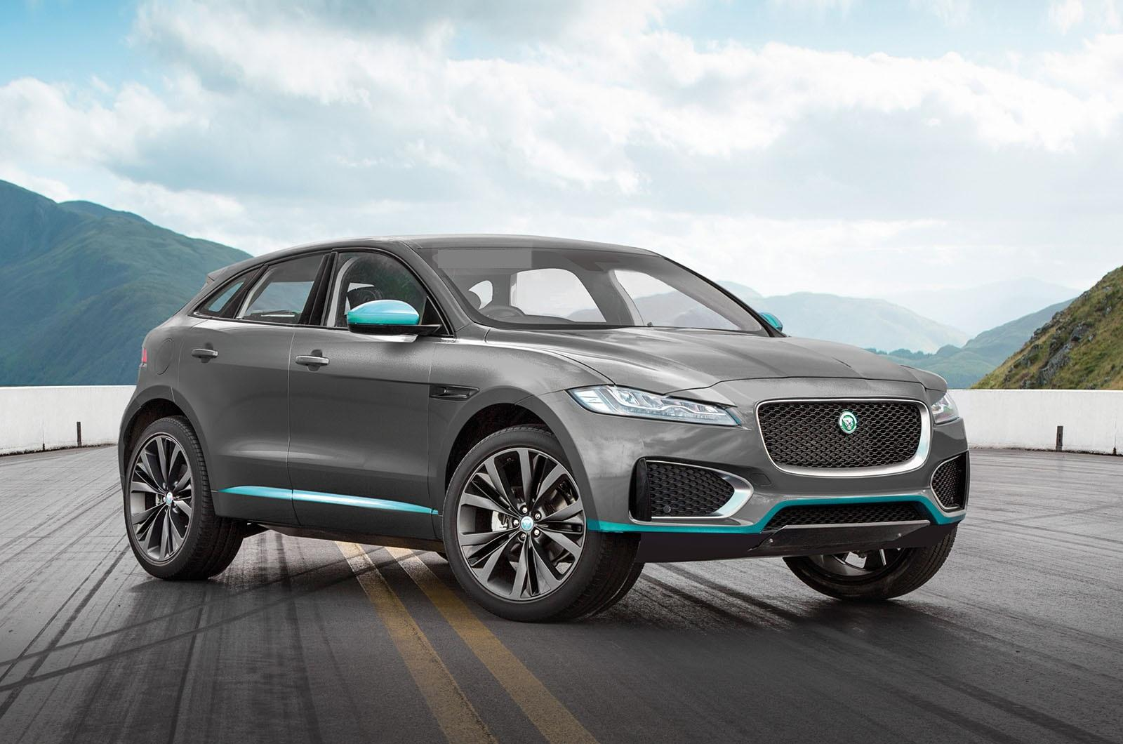 New jaguar E-Pace 2019 EV Prices