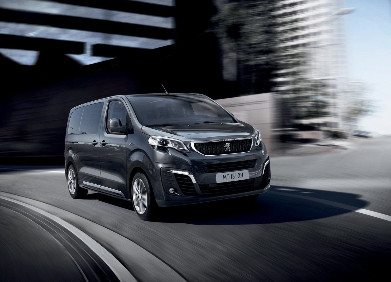Peugeot Traveller 2018 Gas Mileage