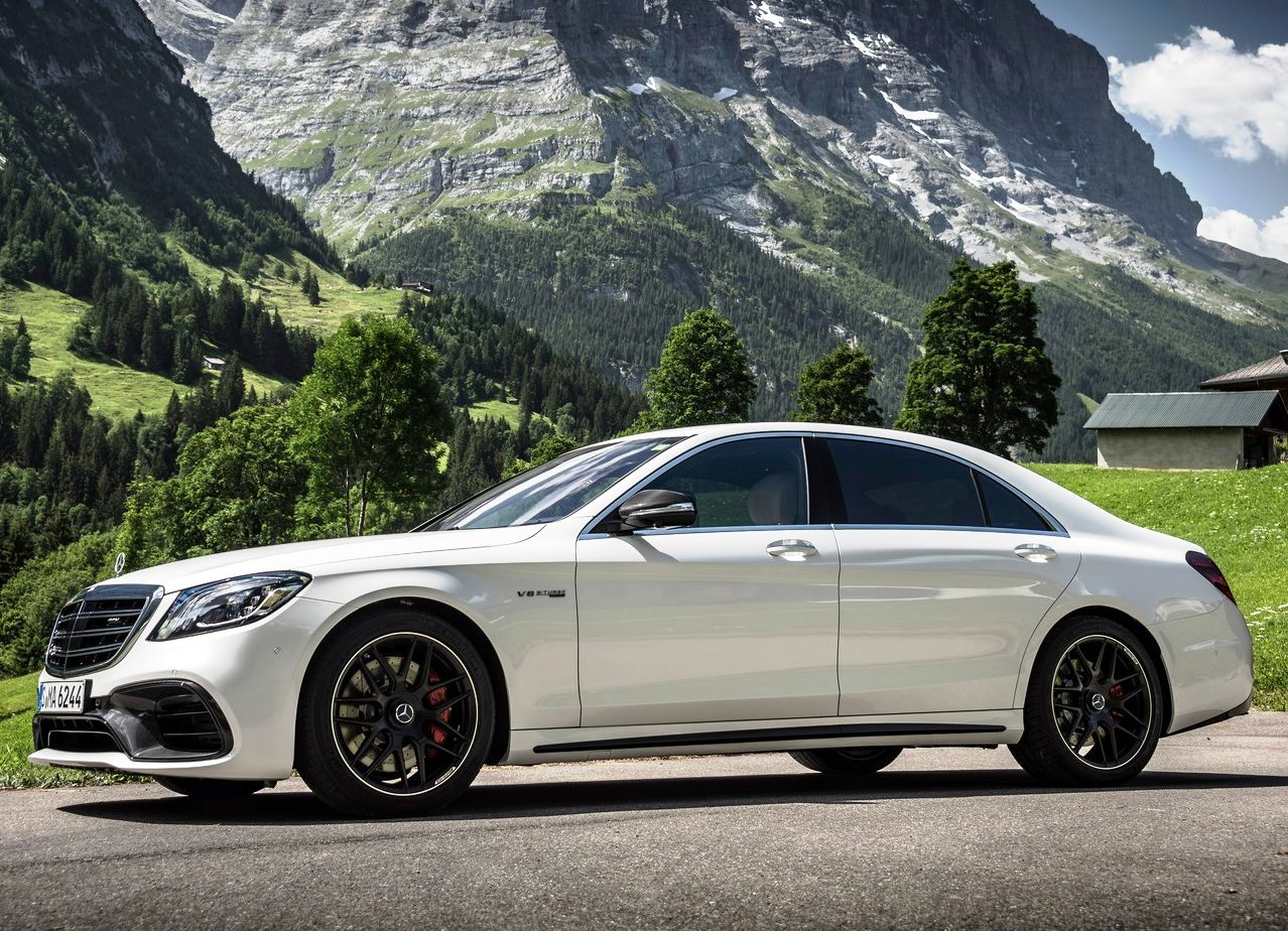 2018 Mercedes S63 AMG 4Matic Lunga Price and Release Date
