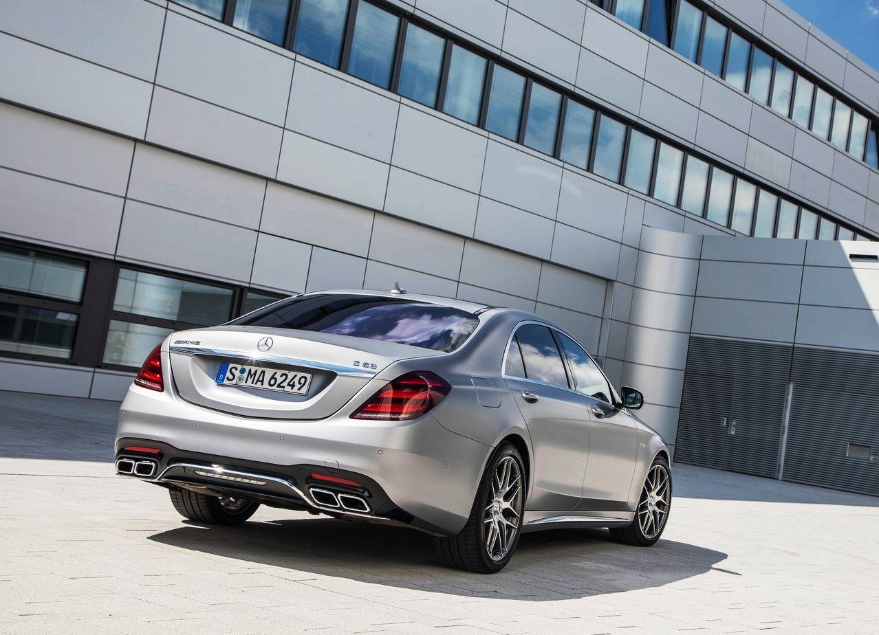 2018 Mercedes S63 AMG 4Matic Lunga Pricing