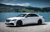 2018 Mercedes S63 AMG 4Matic Lunga Specifications