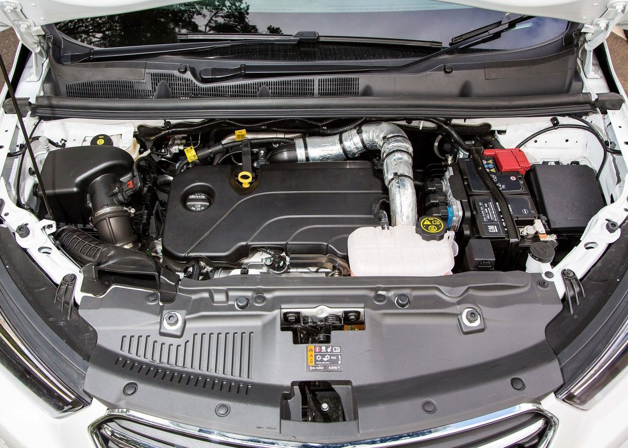2018 Vauxhall Mokka X 1.4 Turbo Engine Review