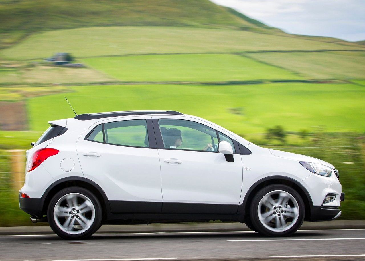 2018 Vauxhall Mokka X Elite Nav Review