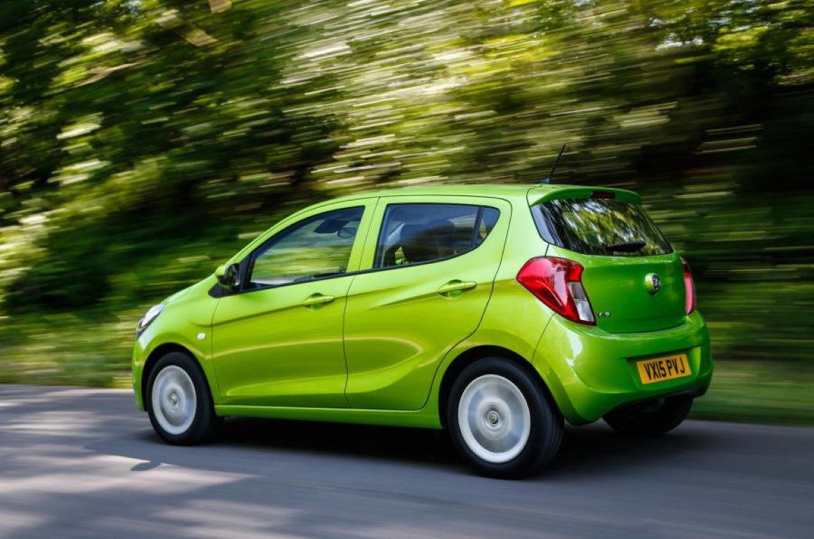2018 Vauxhall Viva Automatic Review