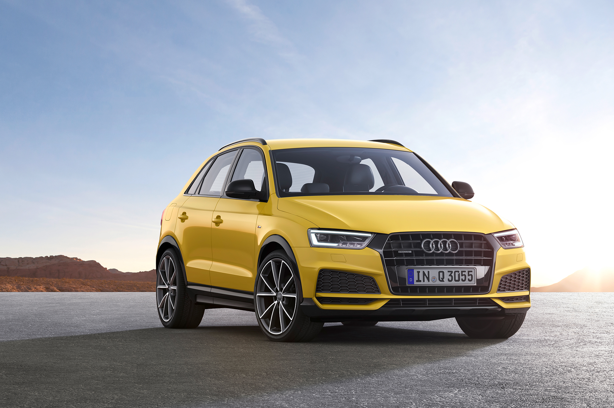 New 2018 Audi Q3 Gas Mileage