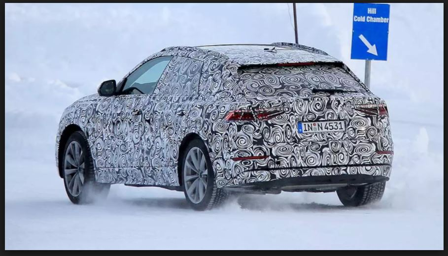 New 2018 Audi Q3 Spied Pictures