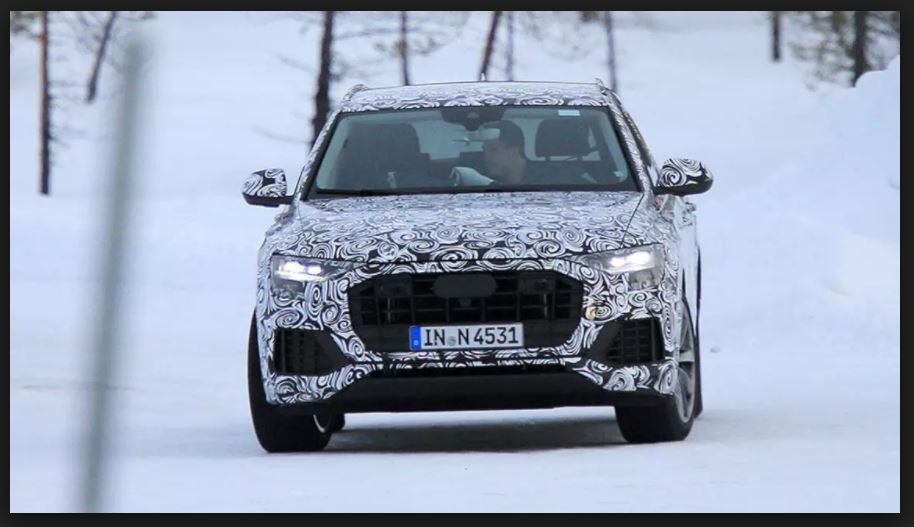 New 2018 Audi Q3 Spy Photos