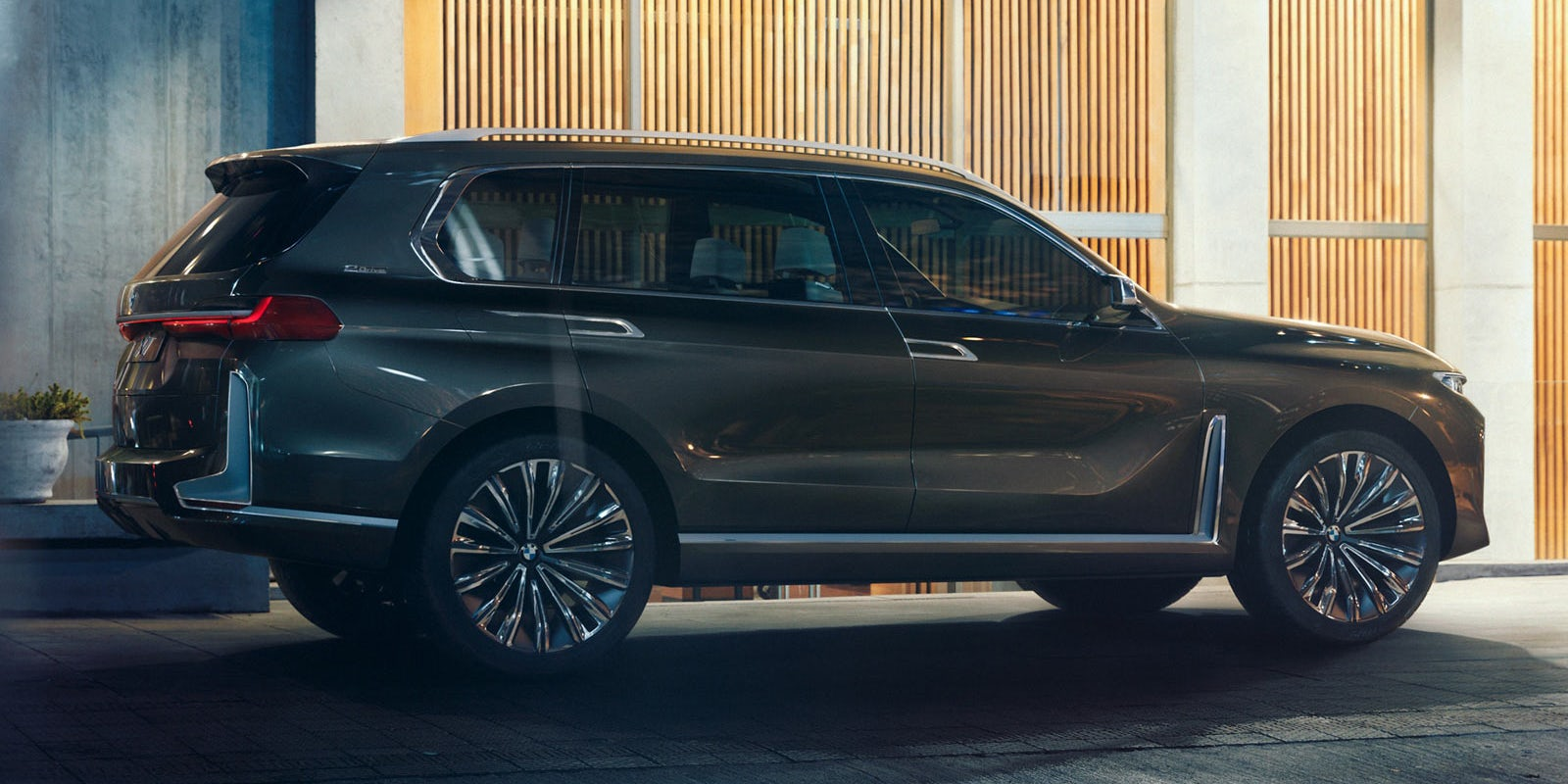 2018 BMW X7 DImensions and SUV Capability