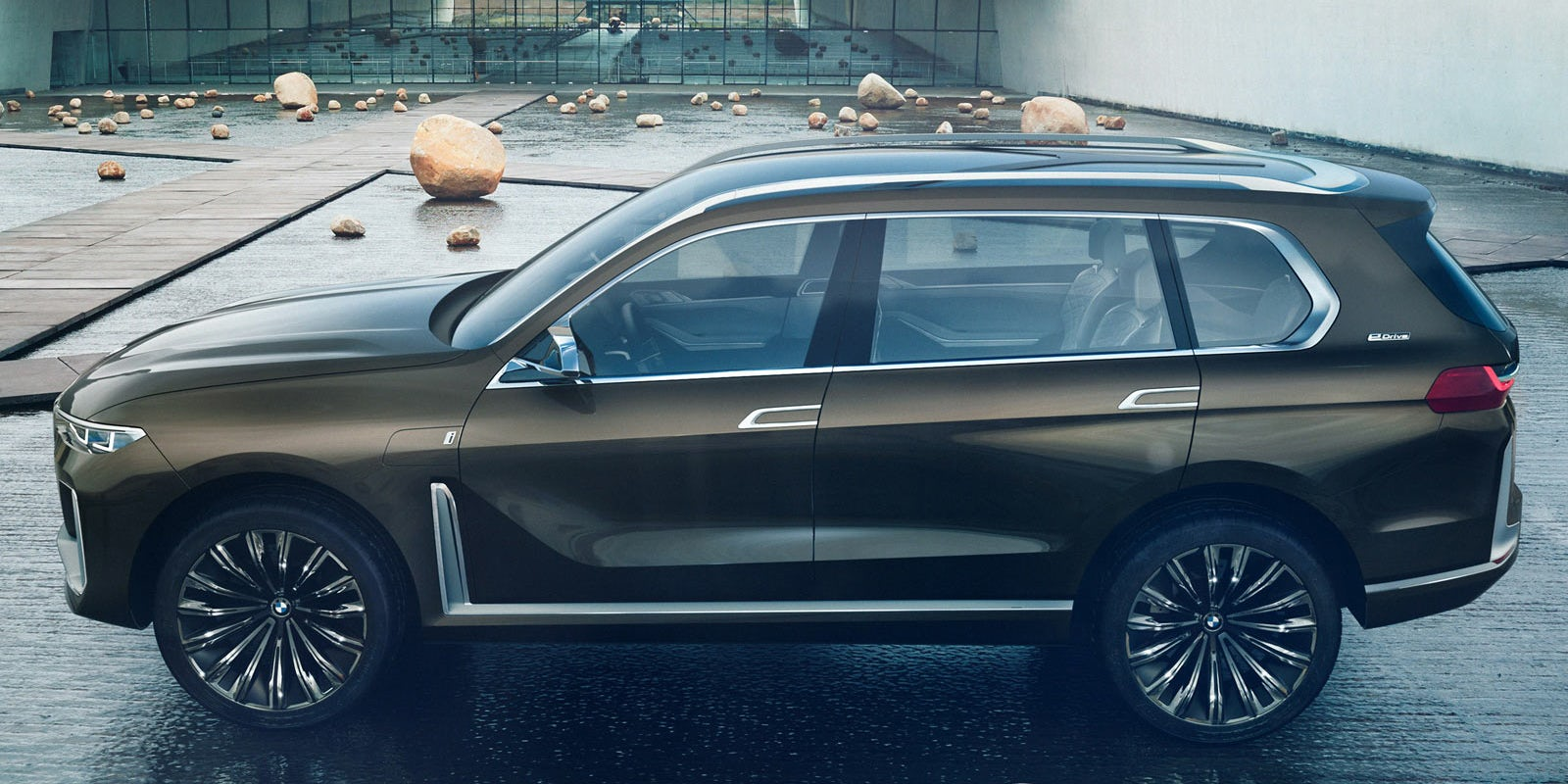 2018 BMW X7 Redesign and Changes
