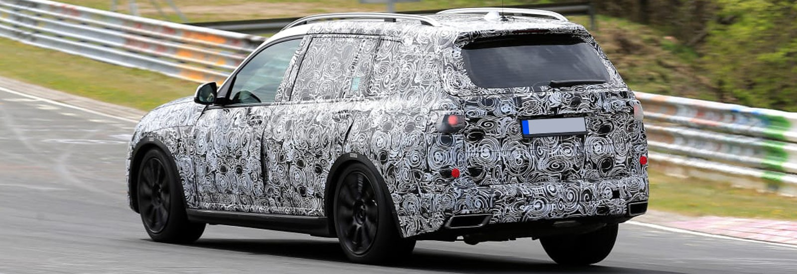2018 BMW X7 Spied Pictures for Release Date