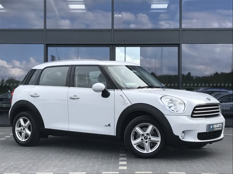 2018 Mini Countryman Cooper D All4 Automatica Prova