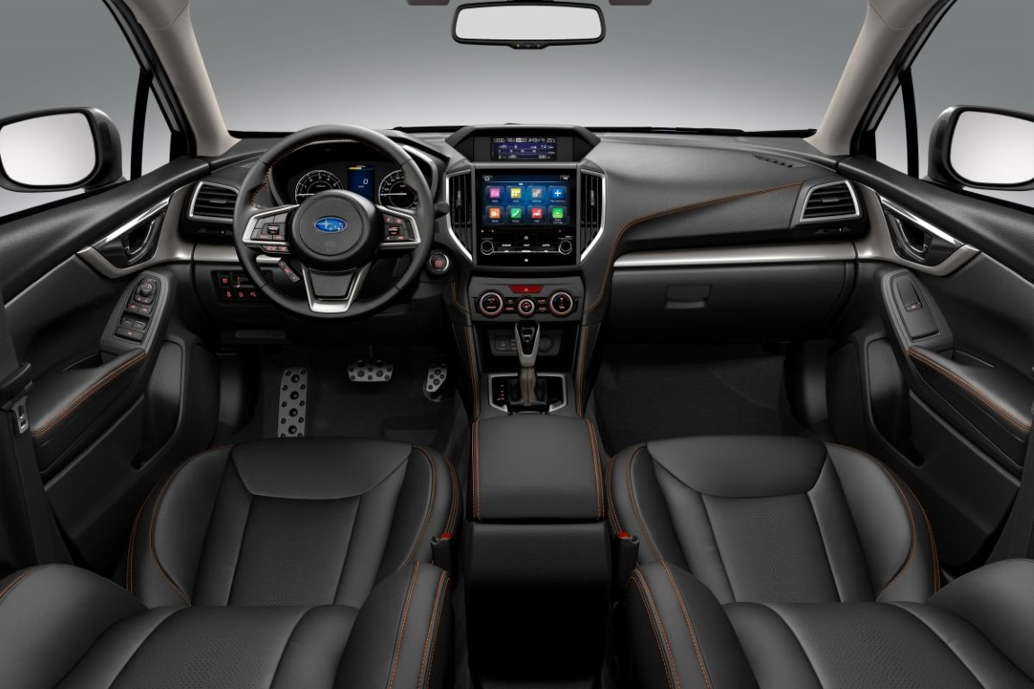 how to set overdrive in subaru xv 2018