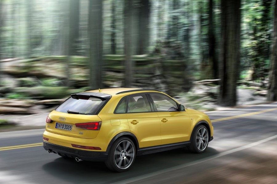 2019 Audi Q3 Color Trims Availability