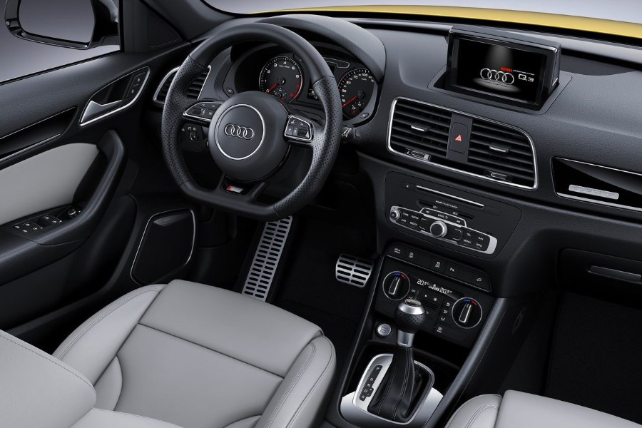 2019 Audi Q3 Interior Dashboard