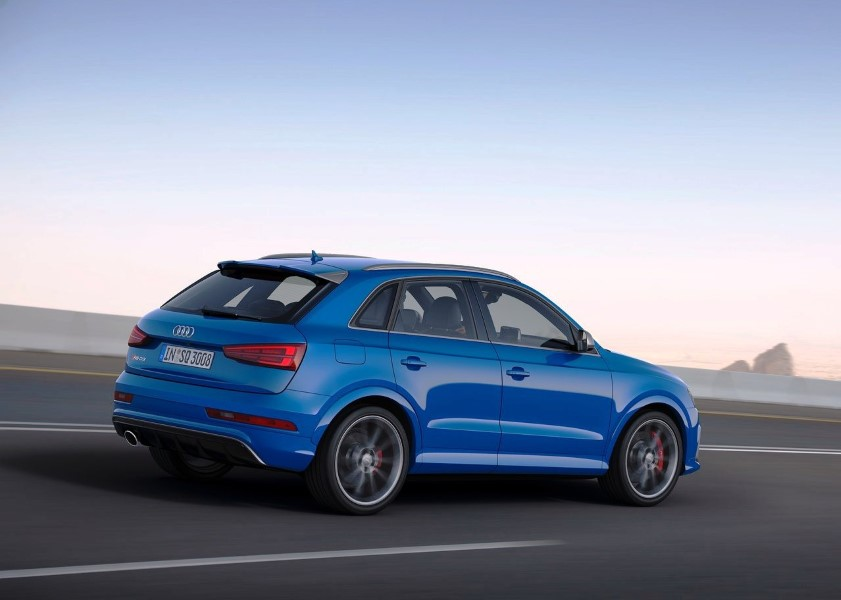 2019 Audi Q3 SUV Performance