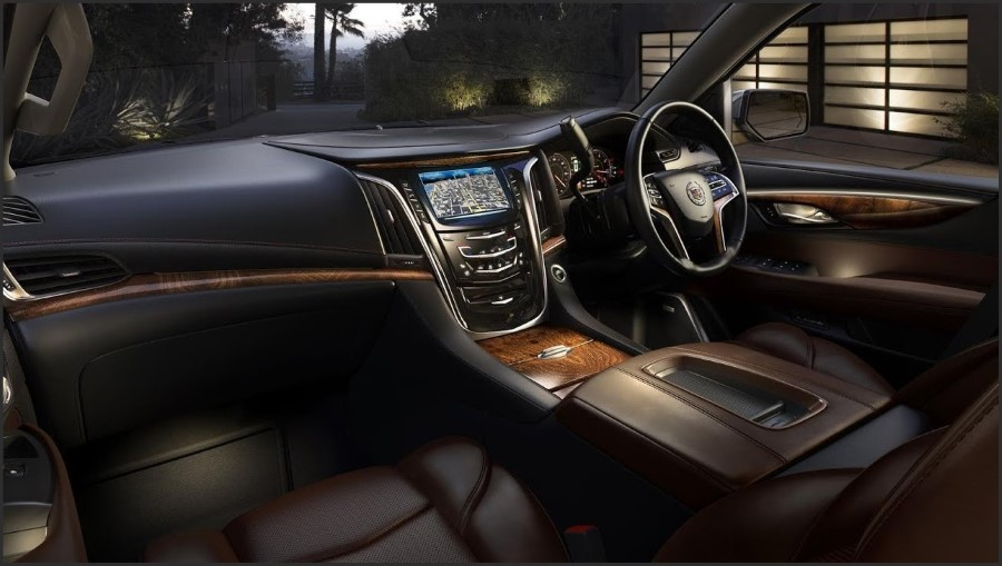 2019 Cadillac XT3 Interior Features