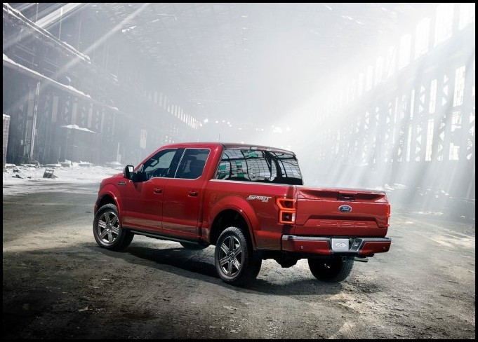 2019 Ford F150 Horsepower and Gas Mileage