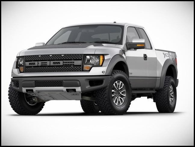 2019 Ford F150 Raptor Lighting